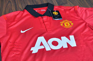 jersey home manchester united 2013/2014