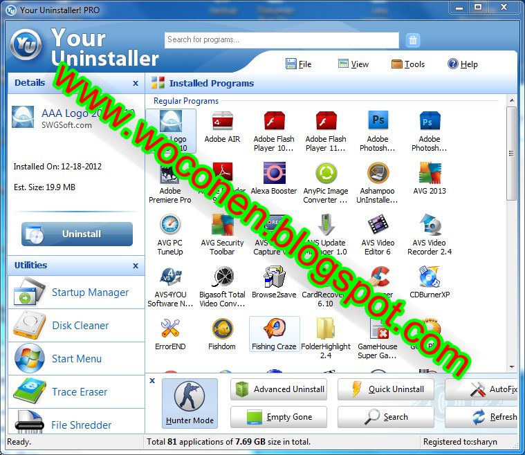 IOBIT Uninstaller Pro Key Crack (Latest ) - StartCrack
