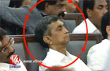 MLA's Sleeping In AP Assembly