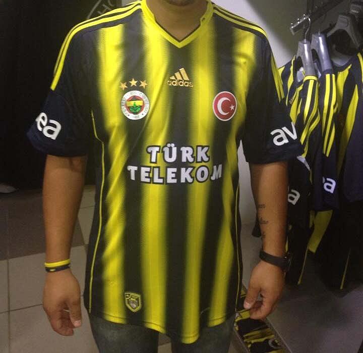 Fenerbahçe 2013-2014 Formaları