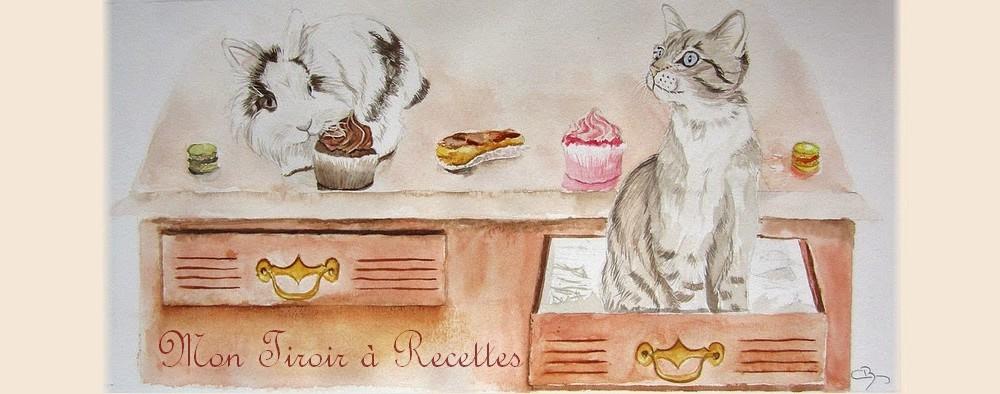 Mon tiroir à recettes - Blog de cuisine