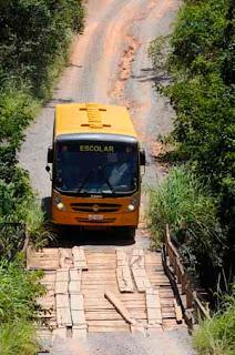 Estudantes perdem aulas por falta de condução em São Sebastião