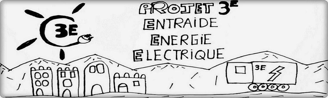 Projet 3E-Entraide Energie Electrique- Ouriz