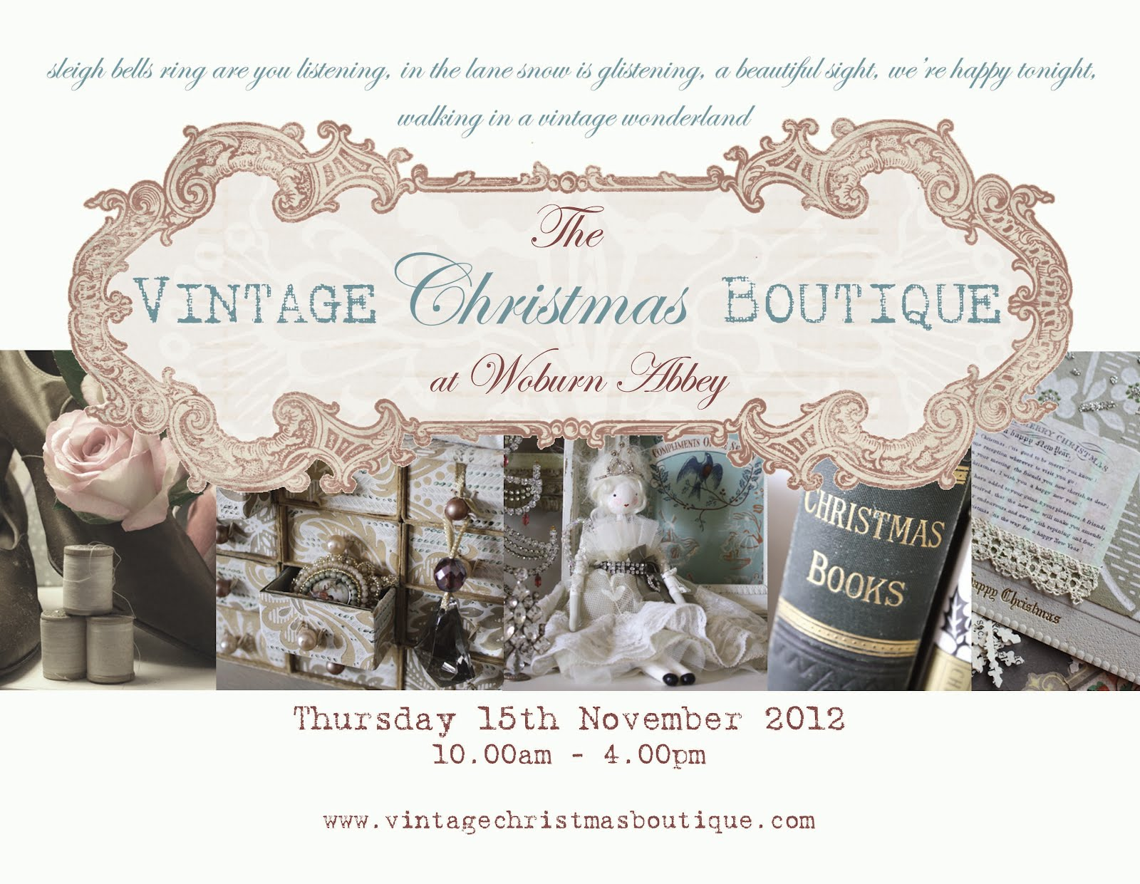 Vintage Christmas Boutique