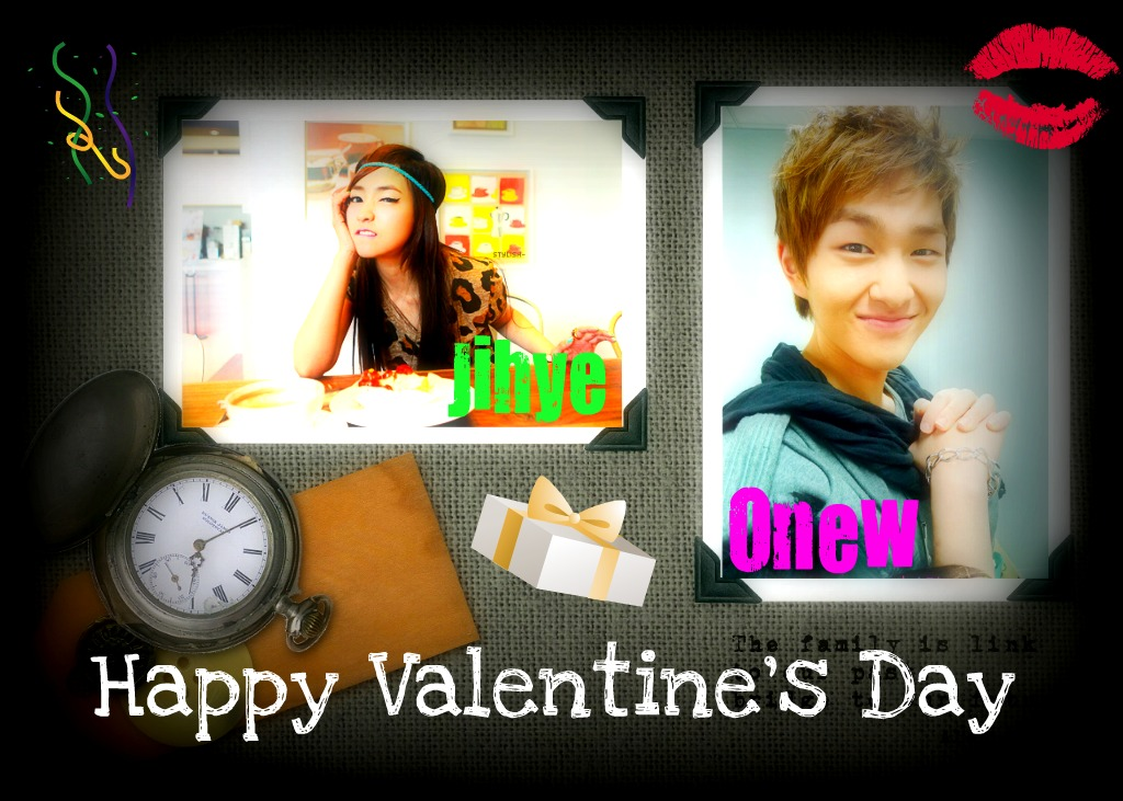 Jinkitor's Valentine = Lee Jinki - apply - chapter image