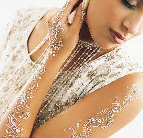 body mehndi disign 2013 for girls   latest fashion trends