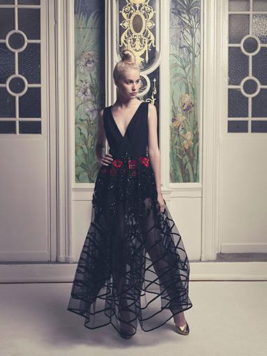 Dany Atrache 2013 sonbahar-kış haute couture