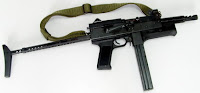 RATMIL Model 96 Submachine Gun