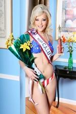 Miss California USA Alexis Texas Nude Pix - HUSTLER
