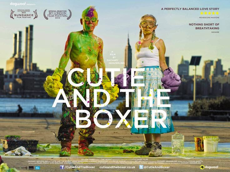 Frases del documental Cutie and the Boxer
