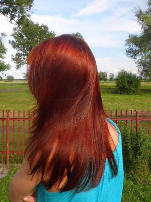 Niedziela dla włosów 2 | olej sesa | odżywka Balea