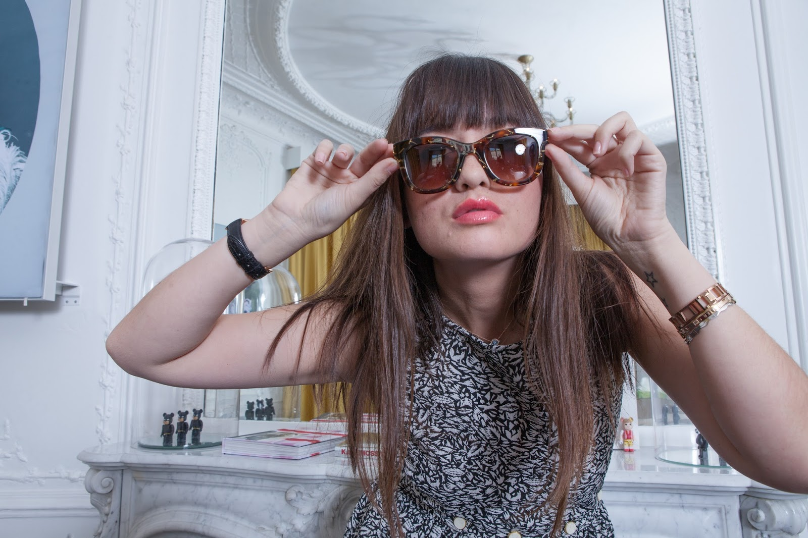 Meet me in paree, Style, Fashion, Blogger, Look, Thierry Lasry