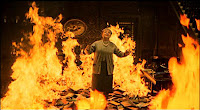 Mrs. Hudson, Fahrenheit 451