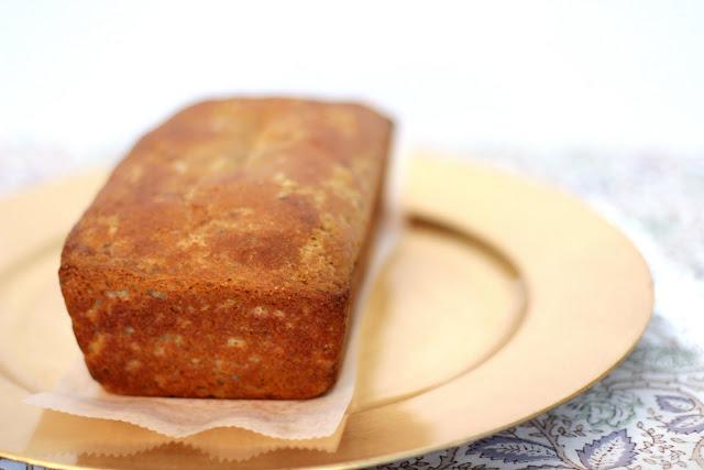 Healthy Pound Cake Recipe - healthy dessert blog