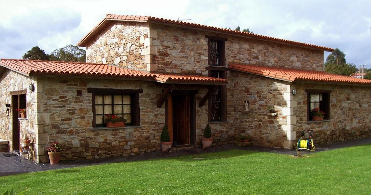 Construcciones r sticas gallegas casa en ares - Casas rurales de galicia ...