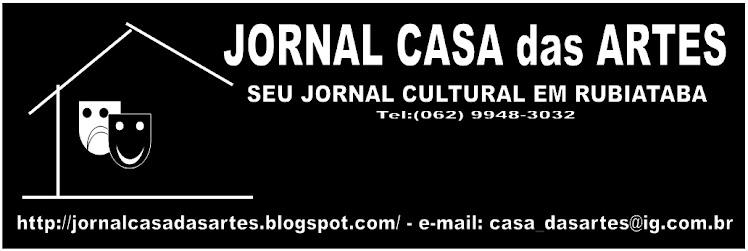 Jornal Casa das Artes - Rubiataba