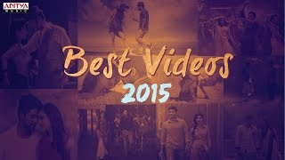Best Videos 2015 | Telugu Latest HD Video Songs Jukebox