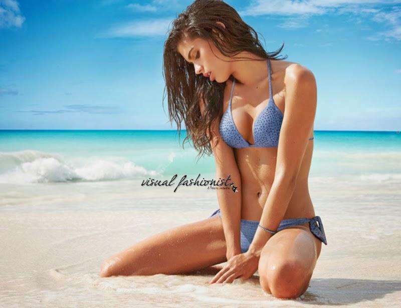 Visual fashionist: calzedonia costumi estate 2014, il catalogo ...