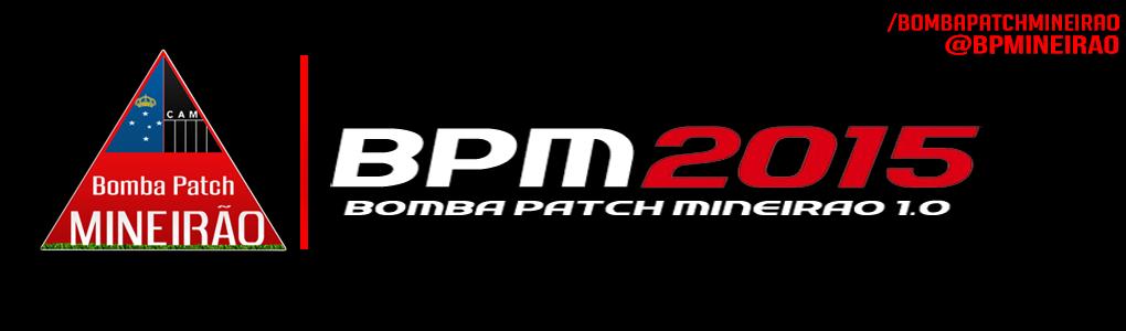 Bomba Patch  Mineirão |  2 ANOS