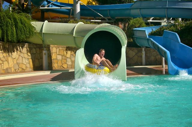 water parks tube slides maritim belek