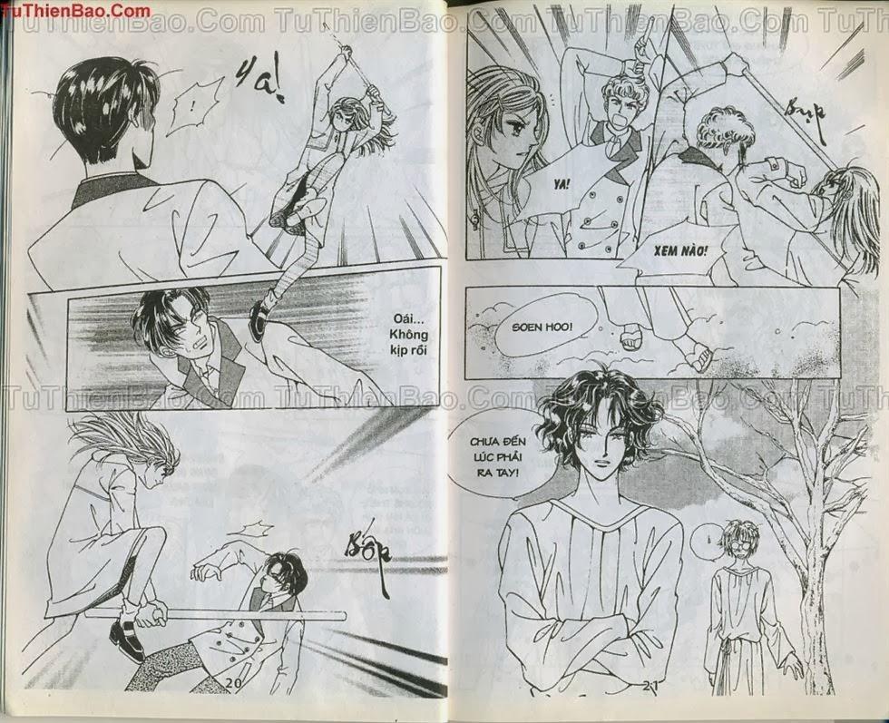 Thiên Sứ chap 12 - Trang 11