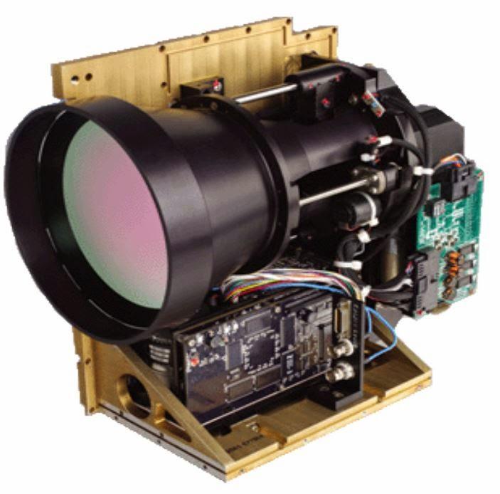 Тепловизор NightConqueror 640 280/840 мм