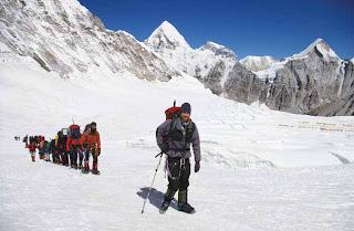 Image of Mount Everest