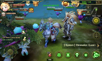 Download Rise of The Immortals v1.6.1 Apk