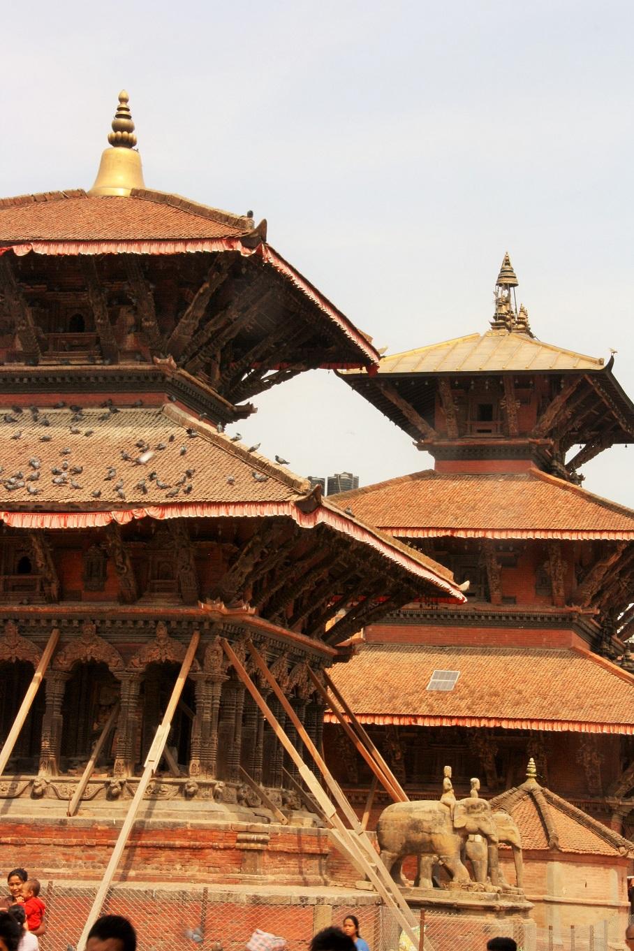 Tempel in Patan