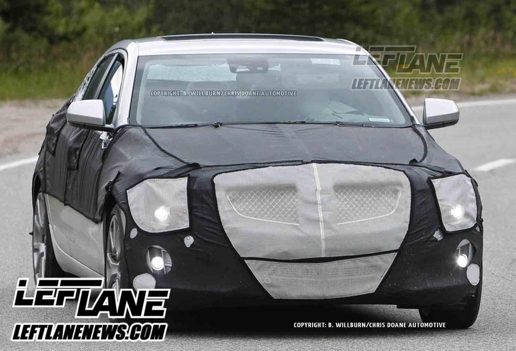 Serait-ce la 2015 Cadillac ATS-V?