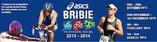 Queensland Triathlon Series Bribie Island First Race Oscar Mendez
