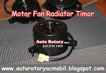 Motor Fan Radiator Timor