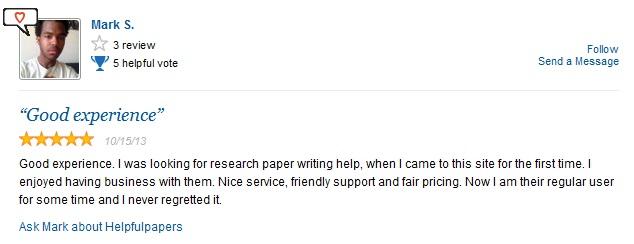 HelpfulPapers Review