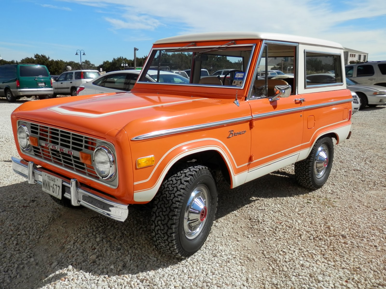 Ford Bronco For Sale Craigslist >> Shifting Gears: Cars and Coffee Roundup February 2014