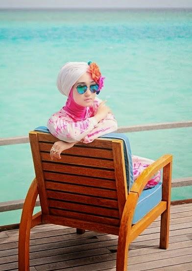 koleksi baju renang muslimah