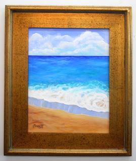 Ocean 2 Original Acrylic Painting