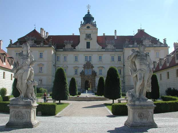 Lednice-Valtice Cultural Landscape Czech Republic