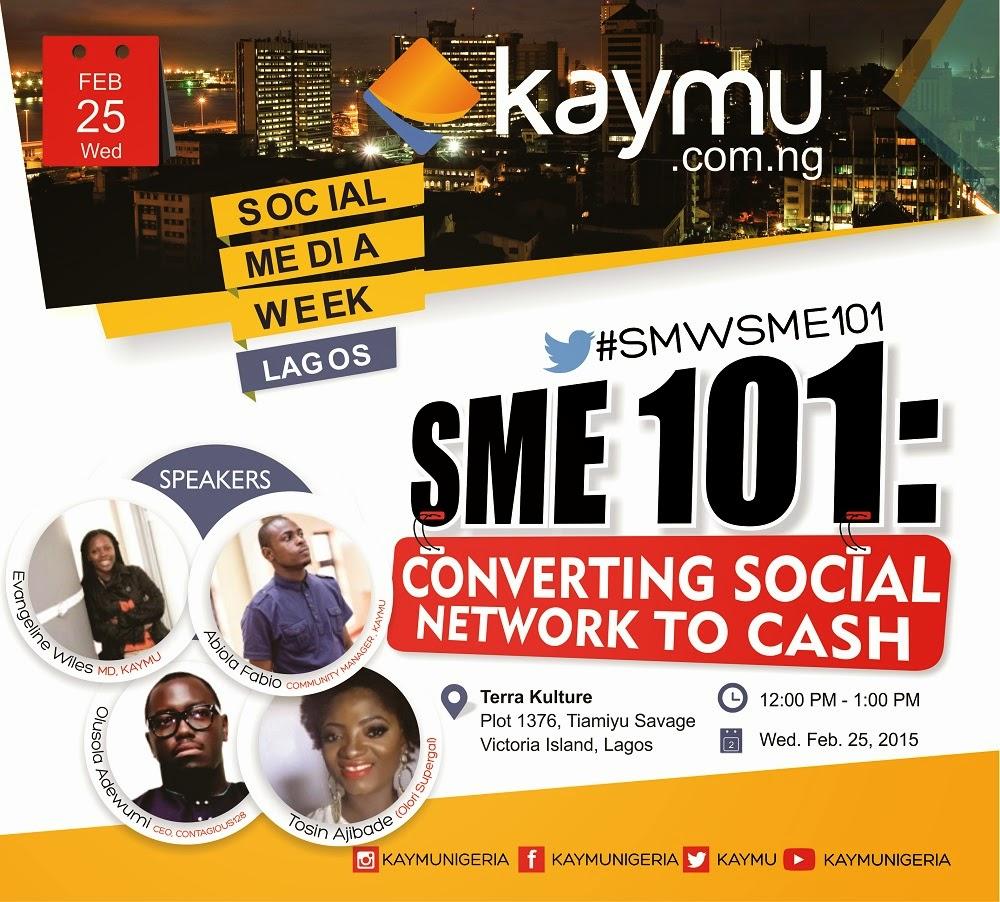 KAYMU to host SME Event at Social Media Week