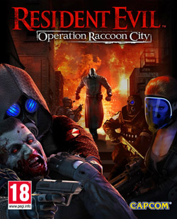Download Game Resident Evil Operation Raccoon City Khusus PC Gratis