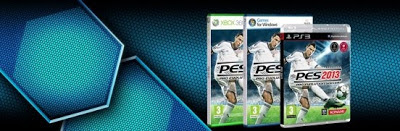 Error Update Data pack Game PES 2013