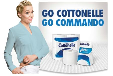 Cottonelle CleanRipple TV Commercial, Go Cottonelle. Go