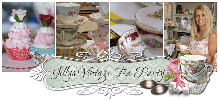 Jilly's Vintage Tea Party