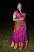 Malavika nair photos in half saree-thumbnail-20