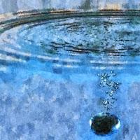 'Pedra sota l'aigua (D-Phhertmant)'