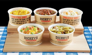 Dickey's famous sides
