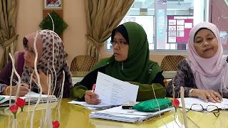 Dialog Prestasi Analisis AT2 Peperiksaan Pertengahan Tahun 2015