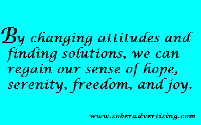 Image: changing attitudes