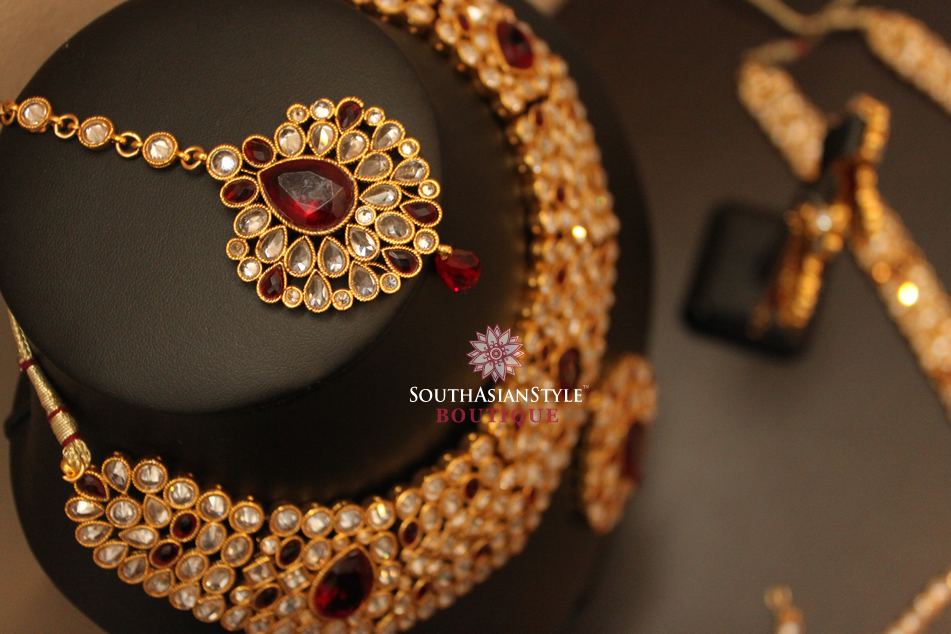 South asian jewelry
