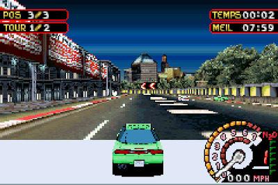 【GBA】極速快感:飆風再起2(極品飛車:地下狂飆2)+金手指,好玩經典賽車遊戲!