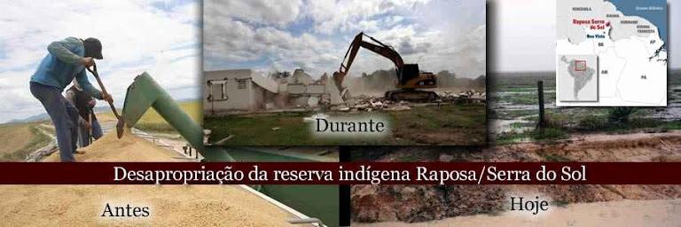 Raposa/Serra do Sol: antes, durante e depois. O Brasil amanhã: como é que vai ser?